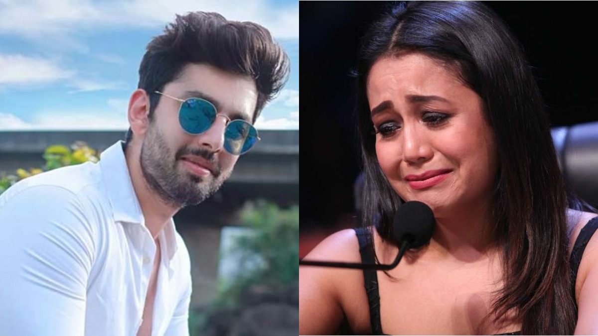 Post Himansh Kohli S Revelation Neha Kakkar Lashes Out At Ex Boyfriend Asks Him To Stay Away From Her Name Celebrities News India Tv
