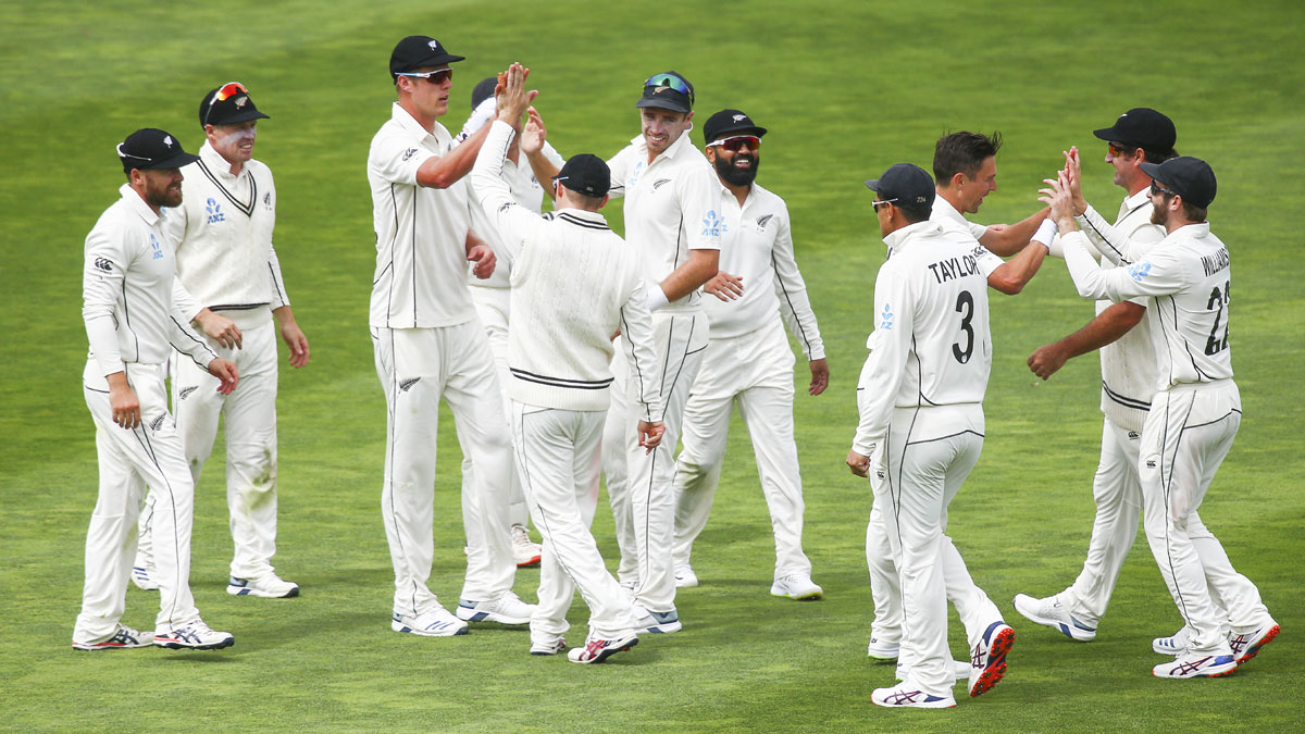 India vs New Zealand 1st Test, Day 1 Highlights: Rain forces early stumps  with India tottering at 122/5 | Cricket News – India TV