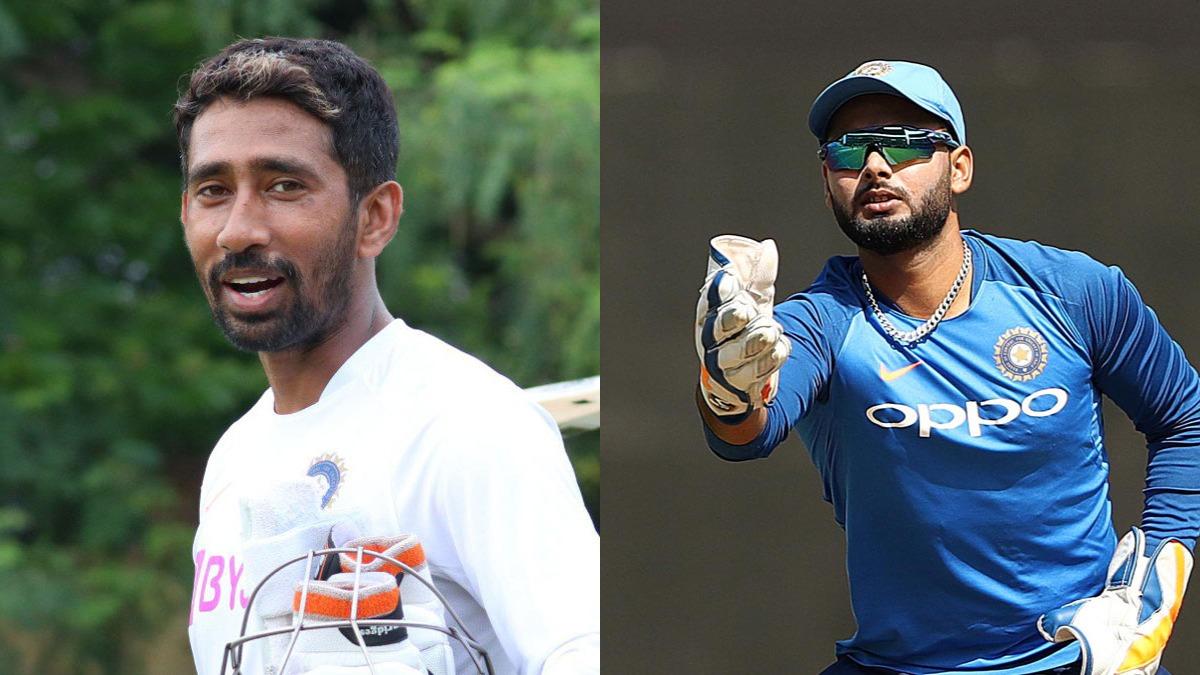 Wriddhiman Saha or Rishabh Pant? Team India's big dilemma ahead of 1st Test against New Zealand | Cricket News – India TV
