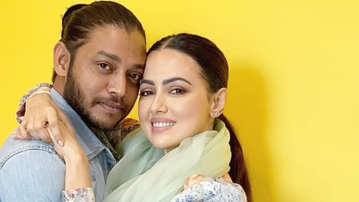 Sana Khan shares screenshots of personal texts after ex-boyfriend Melvin  Louis's cryptic post   Celebrities News – India TV