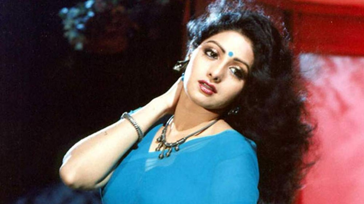 Here's what Sridevi had once said about Mr. India remake ...