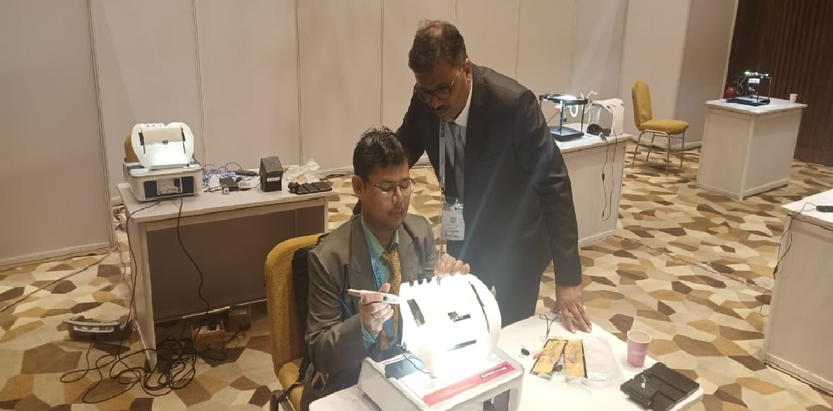 World S Top Cardiothoracic Surgeons Meet In Ahmedabad To Perform Simulation Workshop On Robotic Surgery World News India Tv