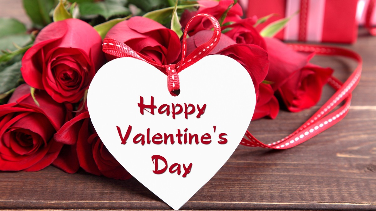 Happy Valentine's Day 2020: Romantic wishes, SMS, Quotes ...