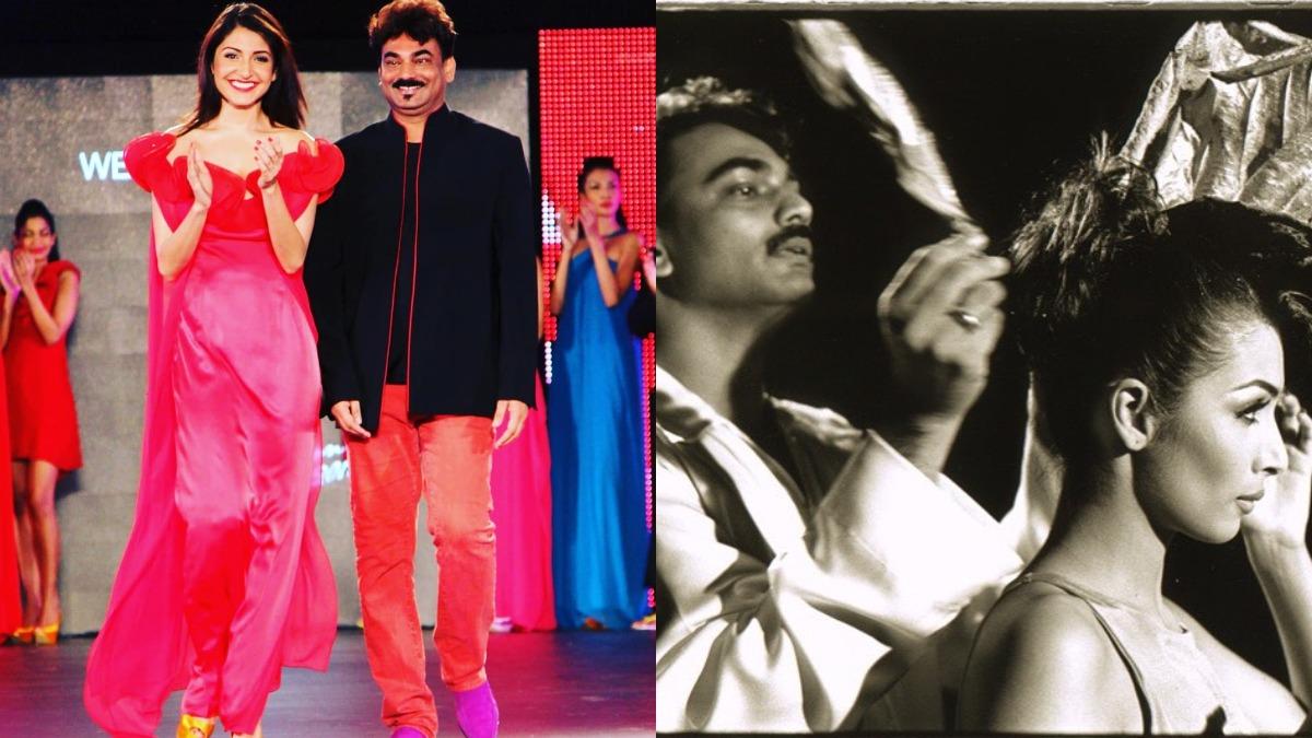 Wendell Rodricks Death Anushka Sharma Malaika Arora Share Throwback Photos To Offer Condolences Lifestyle News India Tv