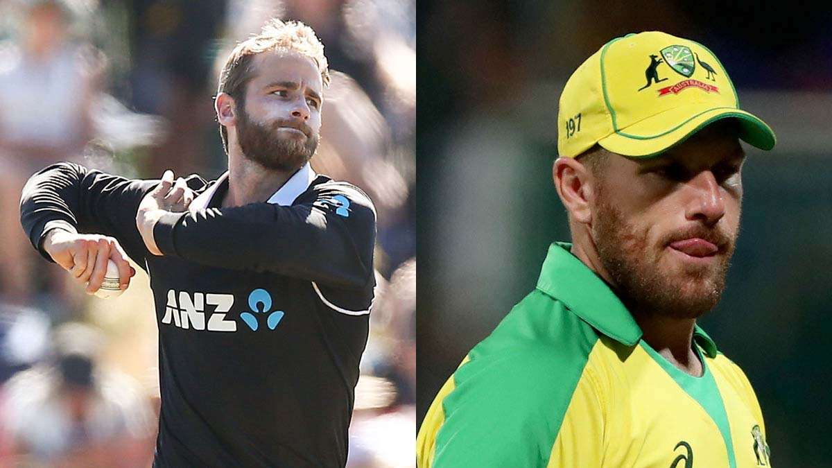Live Streaming Australia Vs New Zealand 1st Odi Stream Live Cricket Aus Vs Nz Match Online On Sony Liv Sony Six Hd Cricket News India Tv