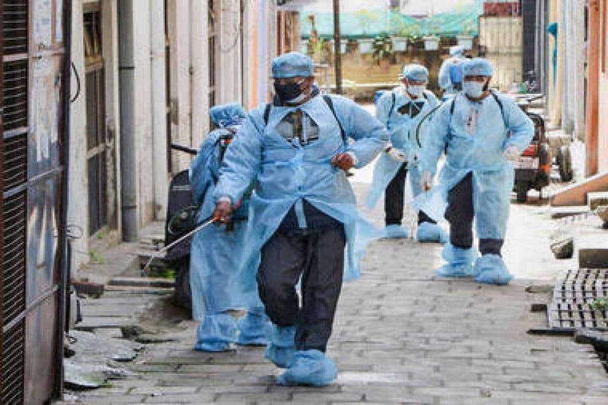 Amid rise in coronavirus cases in Mohali DC orders night curfew from 6 pm to 5 am and a weekend curfew from 6 pm of Friday to 5 am of Monday.