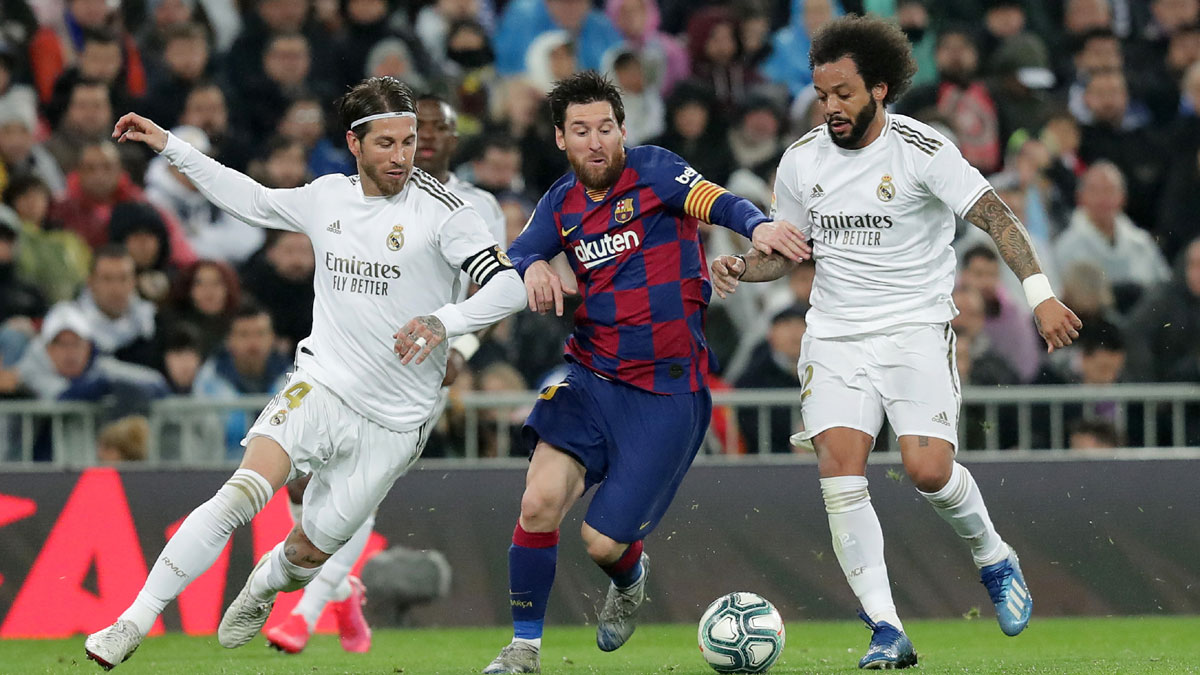 Real Madrid Vs Barcelona Live Streaming India La Liga Madrid Vs Barca Watch El Clasico Online Live Stream Facebook Football News India Tv