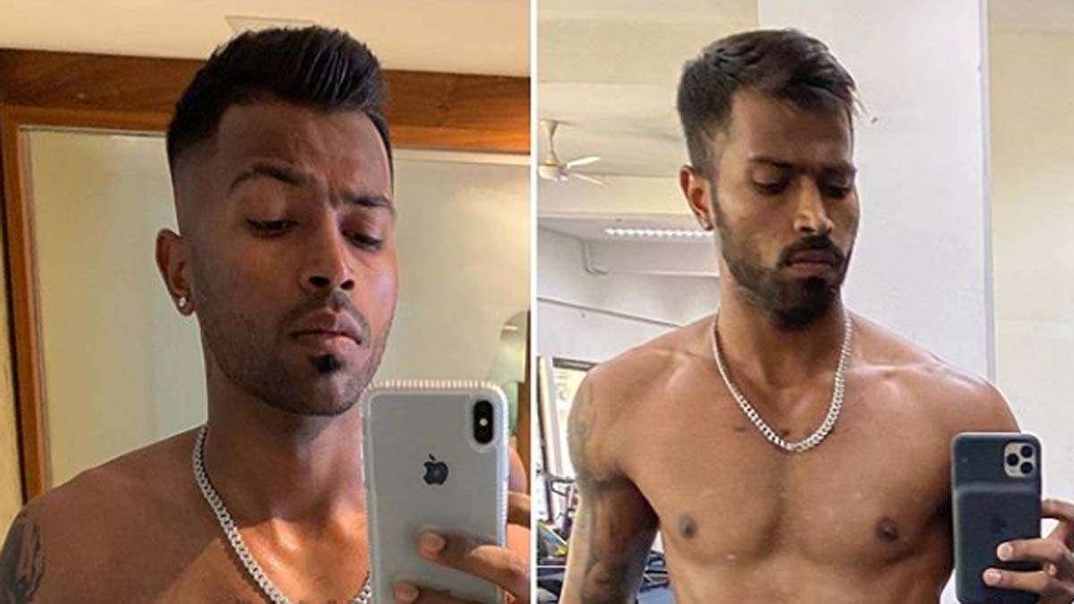Hardik Pandya 2.0: MI star undergoes massive transformation ahead of IPL  2020   Cricket News – India TV