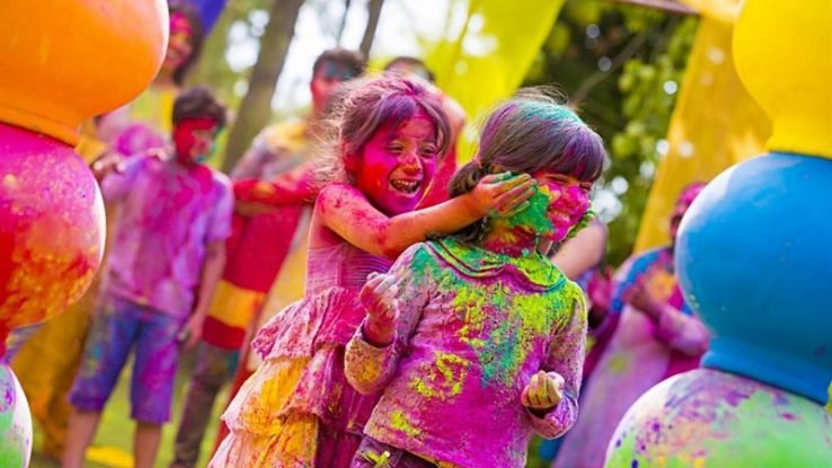 Happy Holi 2020: Images, Wallpapers, Best Wishes, WhatsApp Messages, Facebook Status, Instagram Pictures   Books News – India TV