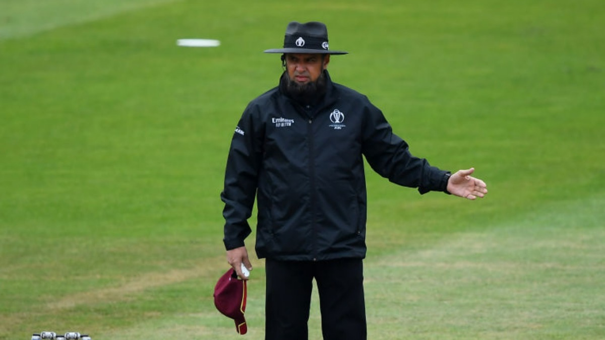Aleem Dar set to break record for most ODIs as umpire   Cricket News –  India TV