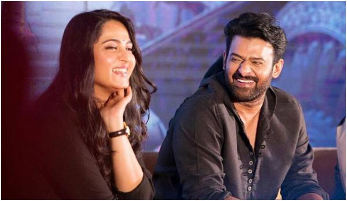 Anushka Shetty opens up on relationship rumours with Prabhas ...