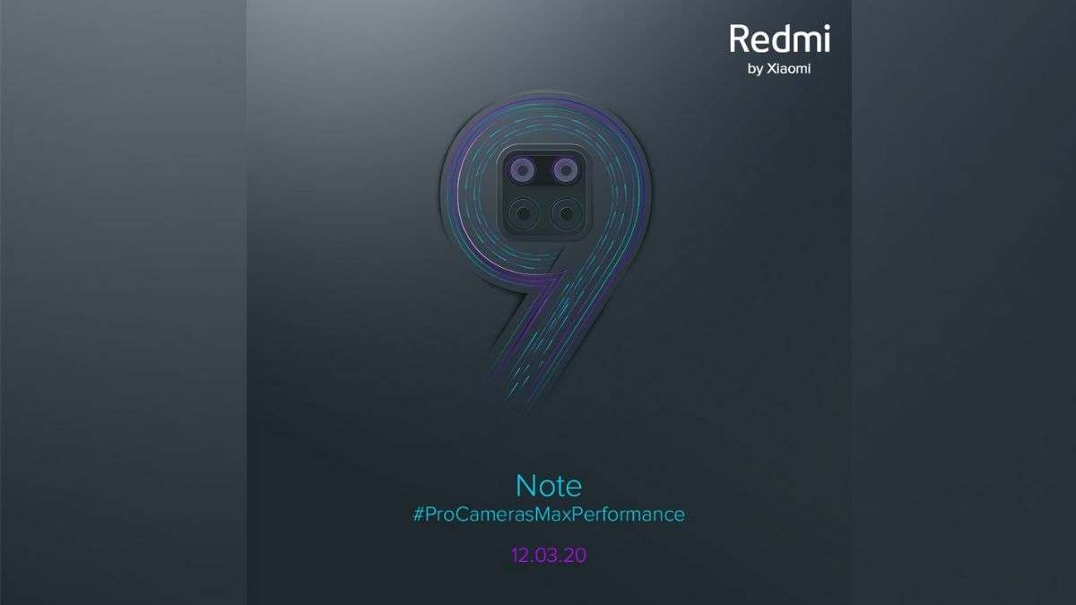 Xiaomi Redmi Note 9 Series Arriving In India On March 12 Here S What To Expect Technology News India Tv