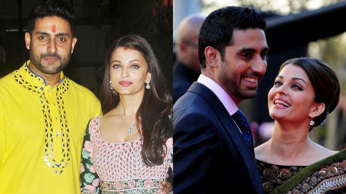 Aishwarya and Abhishek Bachchan's 13th wedding anniversary: 13 most  romantic pics | Celebrities News – India TV