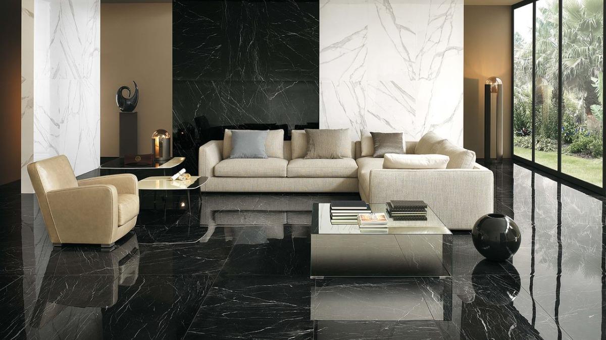 Vastu Tips: Know why using black marble flooring in North ...