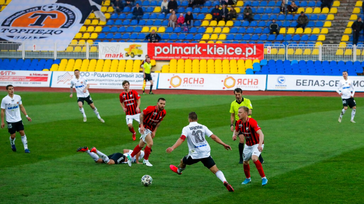 Why Idea Of Football Matches In Empty Stadiums Is Not Quite Simple Football News India Tv