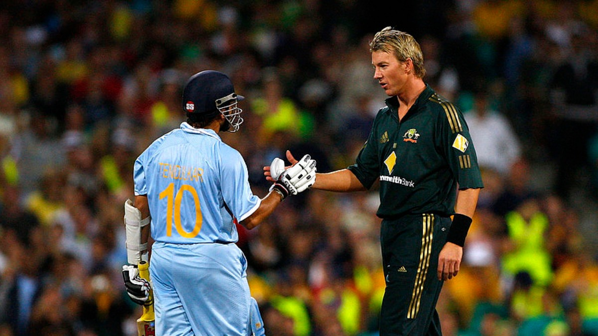 Brett Lee reveals Glenn McGrath's warning to bowlers for Sachin ...