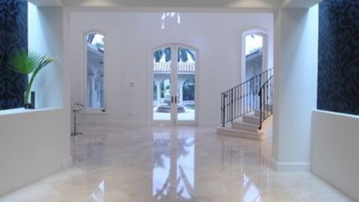 Vastu Tips White Marble Flooring In North East Direction Of House Brings Harmony Astrology News India Tv