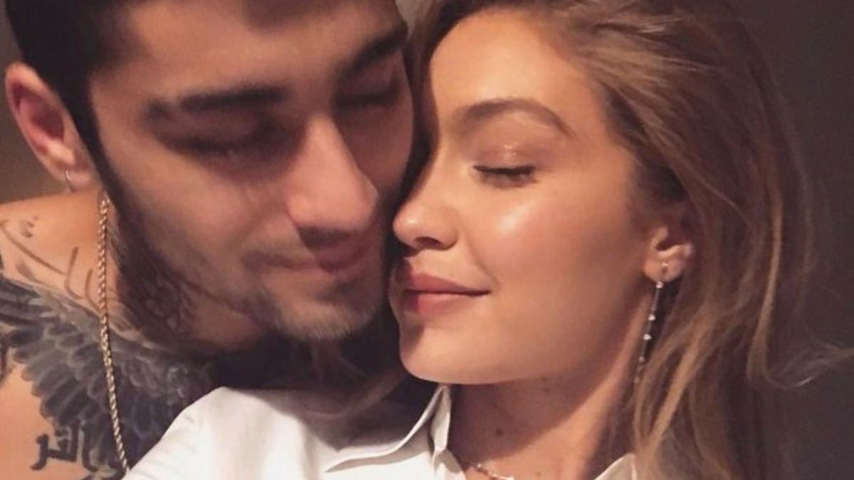 Gigi Hadid And Zayn Malik Expecting First Child Together Fans Send Love And Blessings Hollywood News India Tv