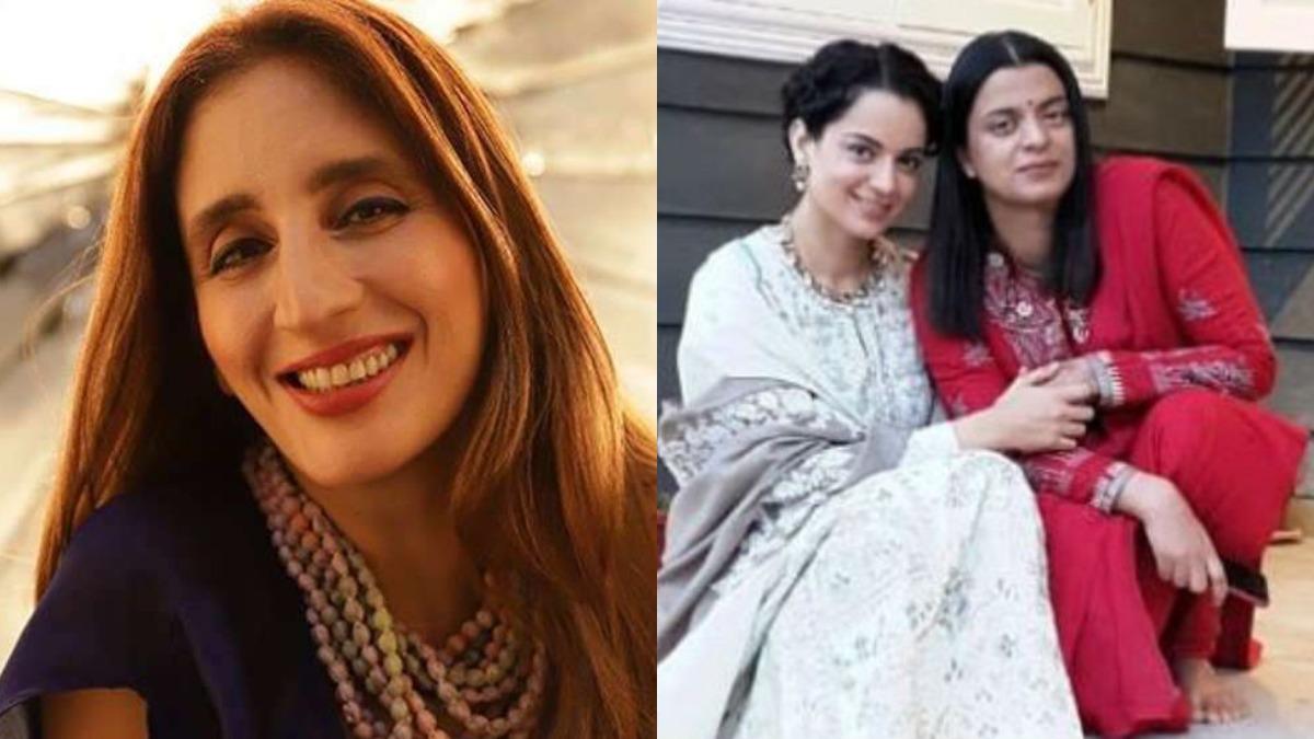 Farah Khan Ali Pens Open Letter To Kangana Ranaut Post Rangoli Chandel S Twitter Account Suspension Celebrities News India Tv
