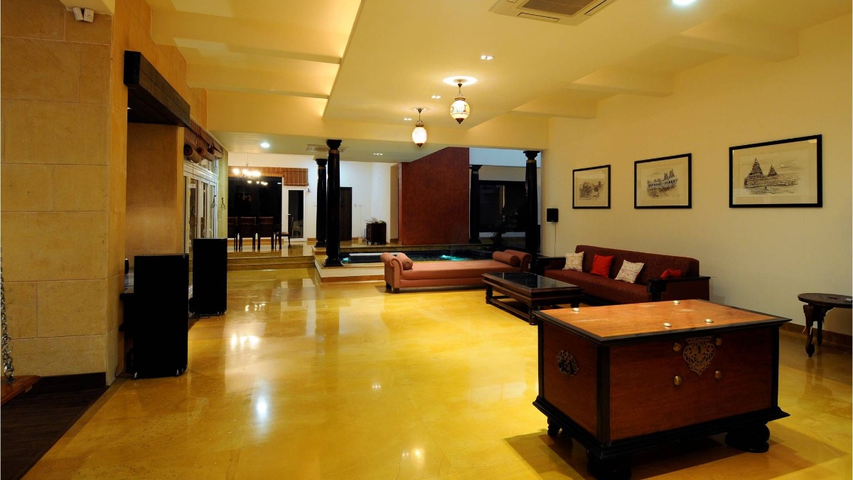 Vastu Tips: Know why having yellow marble flooring in southwest ...
