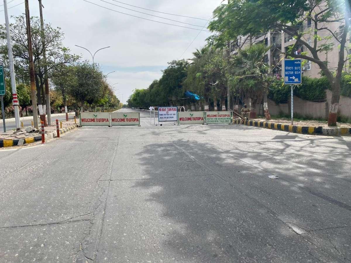 Coronavirus Hotspots In Delhi Ncr All 56 Containment Zones In Delhi Gurugram Noida Full List India News India Tv