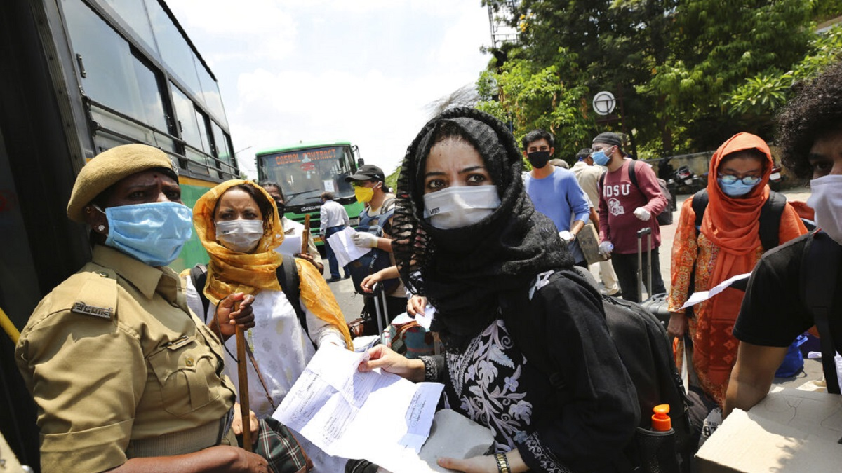 Coronavirus cases deaths India statewise list lockdown extention ...