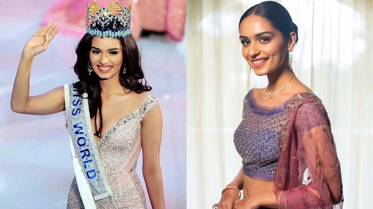 Happy Birthday Manushi Chhillar: Former Miss World's journey from being  medical student to Prithviraj actress | Celebrities News – India TV
