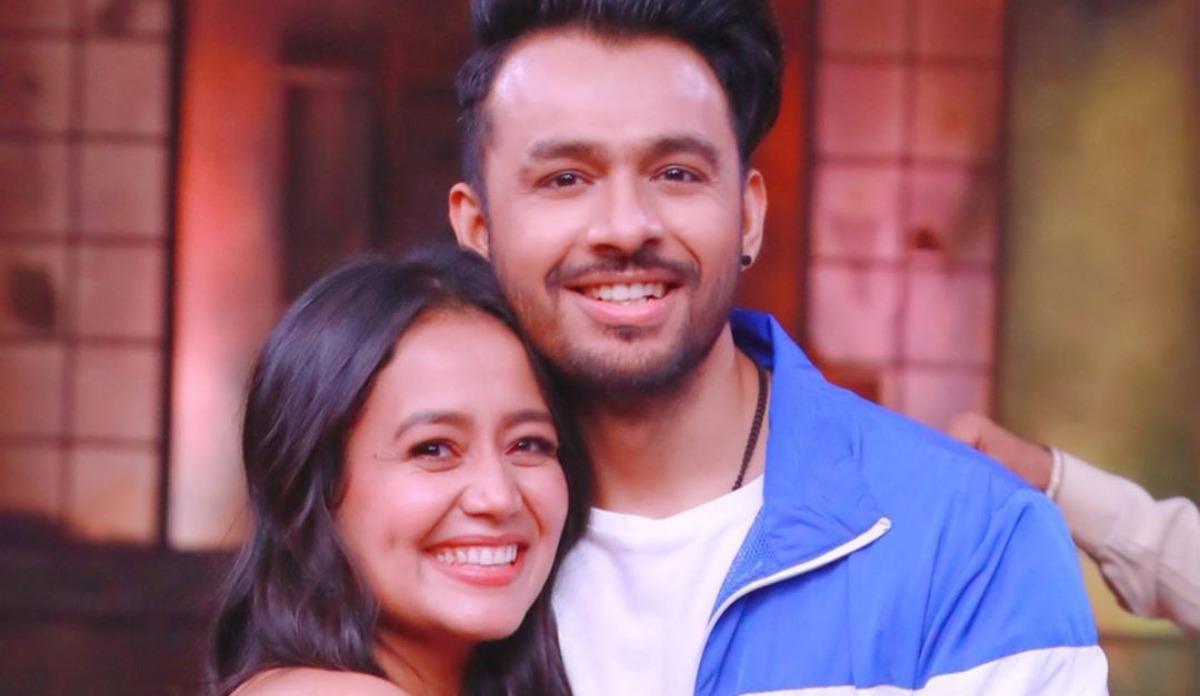 Neha Kakkar Collaborate With Brother Tony For New Song Bheegi Bheegi Music News India Tv