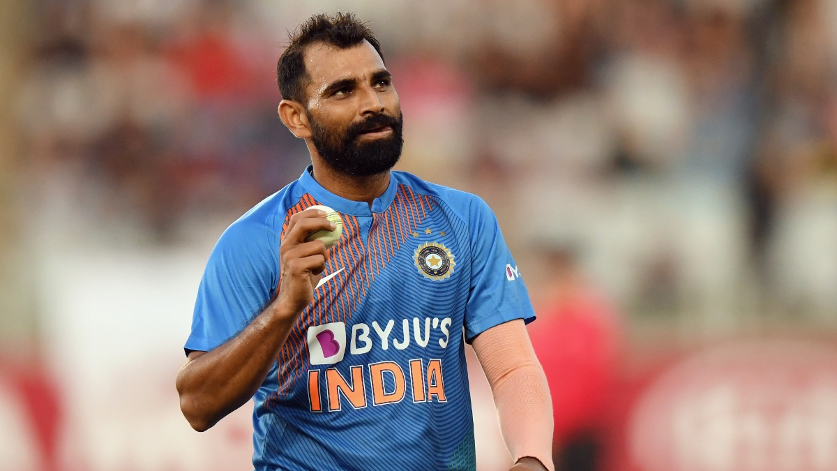 Mohammed Shami leaving no stone unturned, posts workout video | Cricket News – India TV