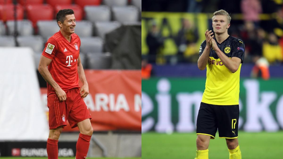 Bundesliga Live Streaming Borussia Dortmund Vs Bayern Munich Live Football Match Online On Disney Hotstar Star Sports Football News India Tv