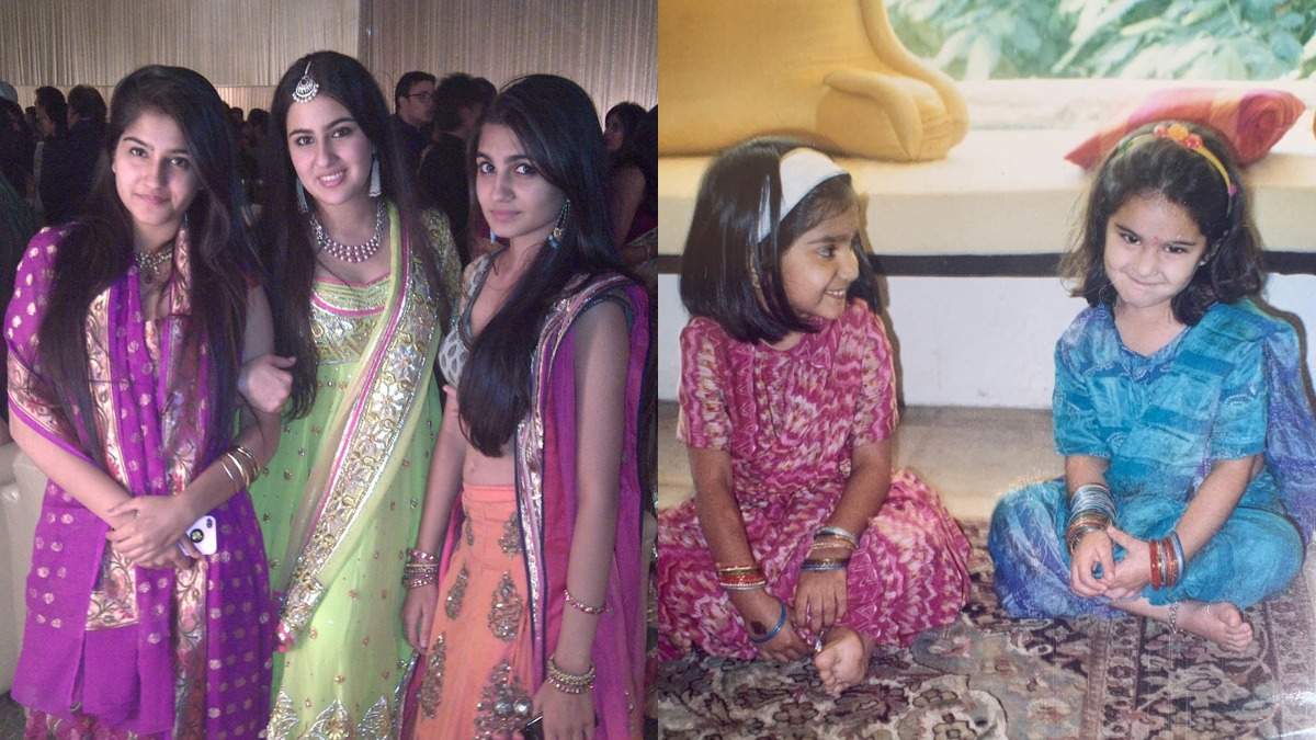 Sara Ali Khan misses her best friends during lockdown, shares adorable  throwback photos   Celebrities News – India TV