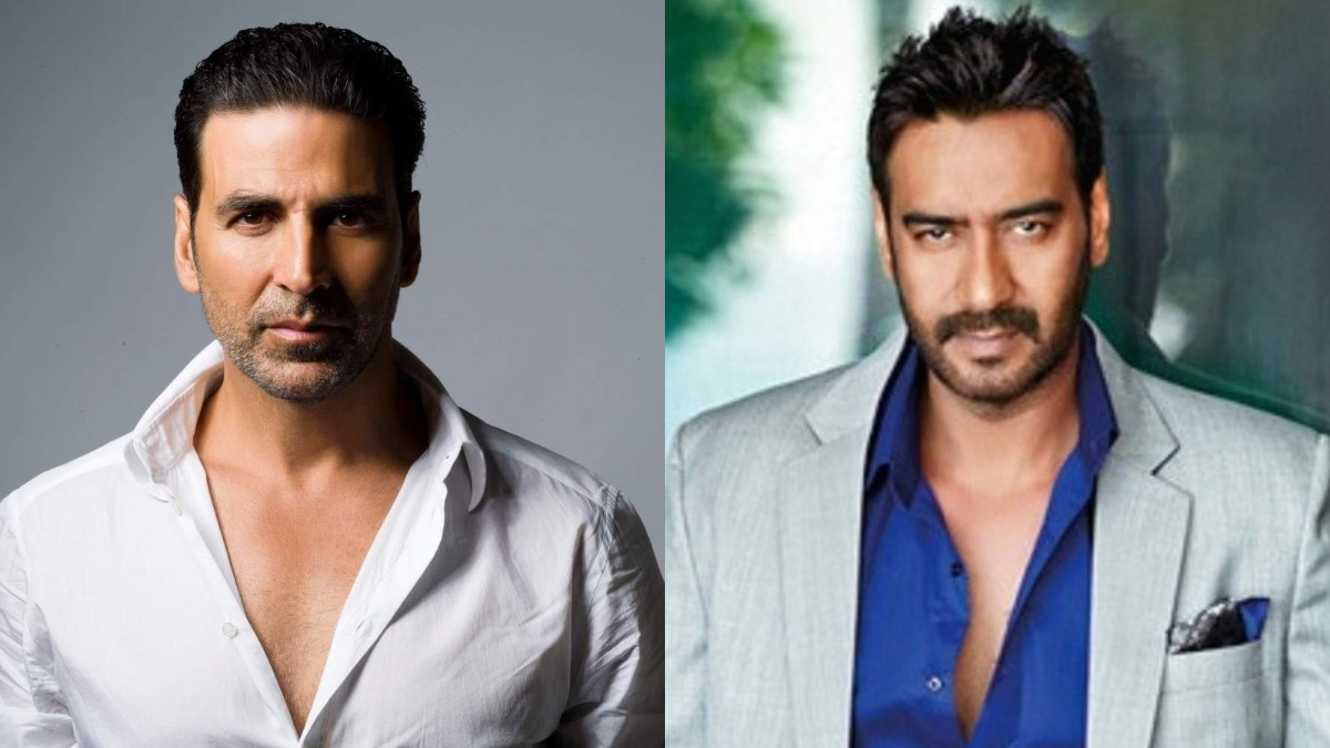 Akshay Kumar, Ajay Devgn, Suniel Shetty feature in video with rappers to  spread awareness about COVID-19 | Celebrities News – India TV