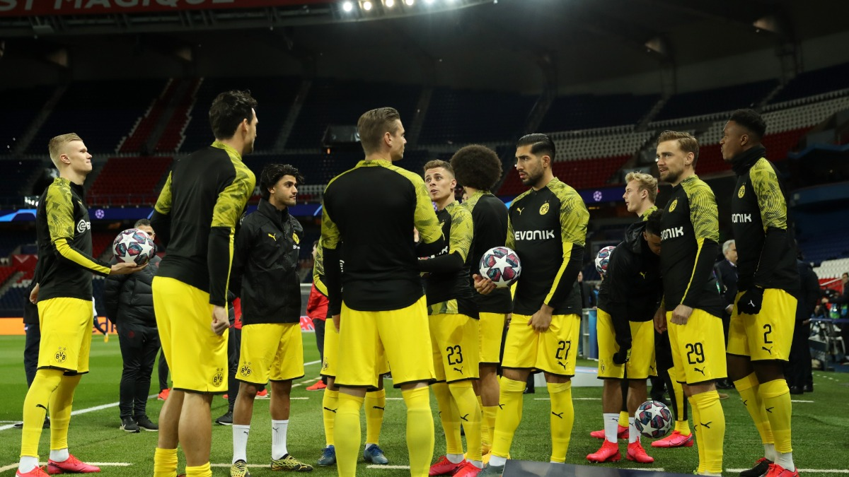 Borussia Dortmund Vs Schalke 04 Live Streaming Bundesliga In India Dortmund Vs Schalke Live Football Match On Hotstar Football News India Tv