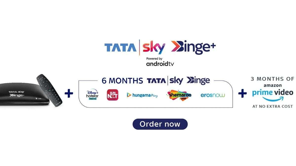 Tata Sky Binge+ gets a discount for new and existing users: Here's the new  price | Technology News – India TV