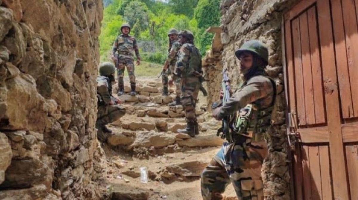 Jammu and Kashmir: 2 terrorists killed during encounter in Kulgam; operation underway | India News – India TV