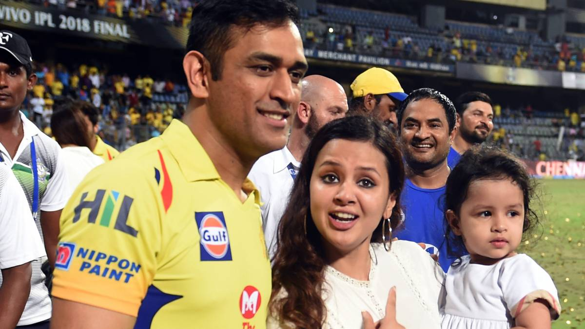 Sakshi reveals top-three cherished moments with MS Dhoni | Cricket News – India TV