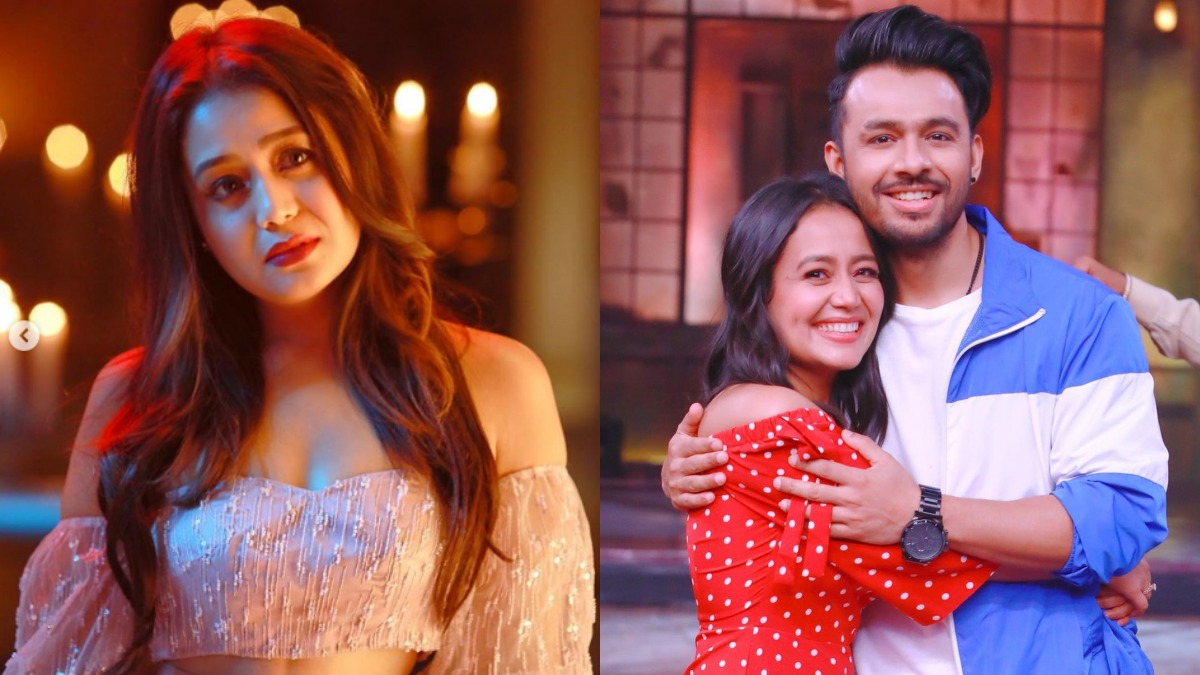 Neha Kakkar S Parents Wanted To Abort Her Due To This Reason Reveals Brother Tony Watch Video Celebrities News India Tv