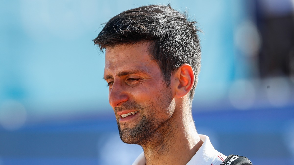 Novak Djokovic Reaches Final Of Exhibition Tournament In Croatia Tennis News India Tv