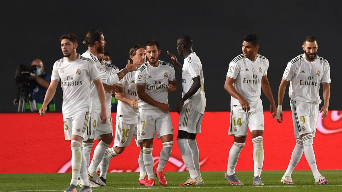 Real Madrid Vs Real Sociedad Live Streaming La Liga Watch Rso Vs Rma Live Football Match Online On Facebook Football News India Tv