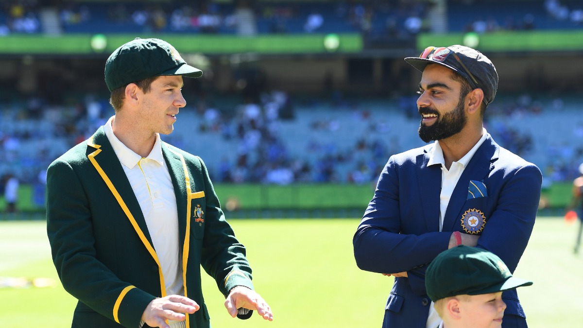 Cricket Australia Announces Full Schedule For India S Tour Adelaide To Host Day Night Test Cricket News India Tv