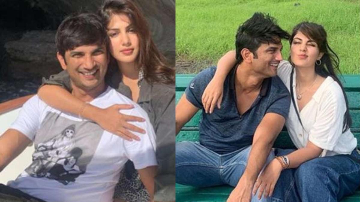 Sushant Singh Rajput Rumored Girlfriend Rhea Chakraborty Were To