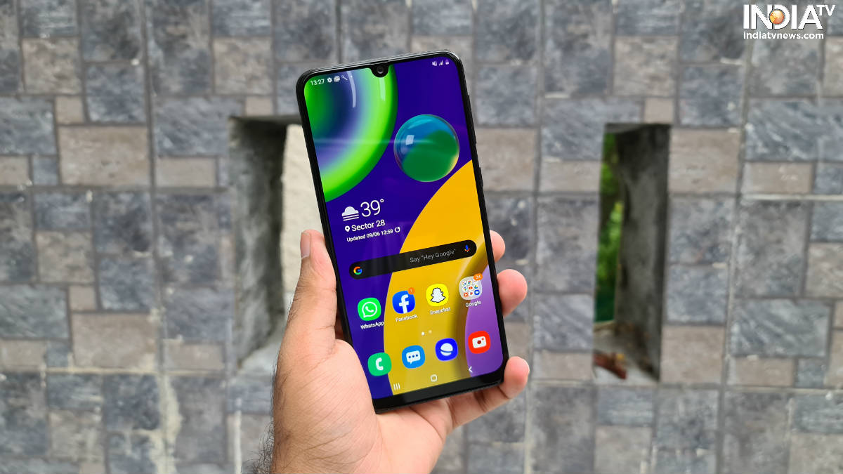Samsung Galaxy M21 Review Price In India Specifications Camera Features Reviews News India Tv
