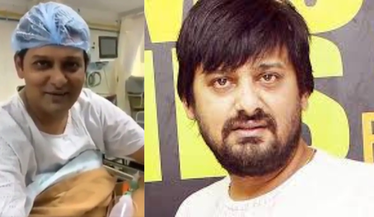 Wajid Khan dedicates a song to brother Sajid in a viral video from ...