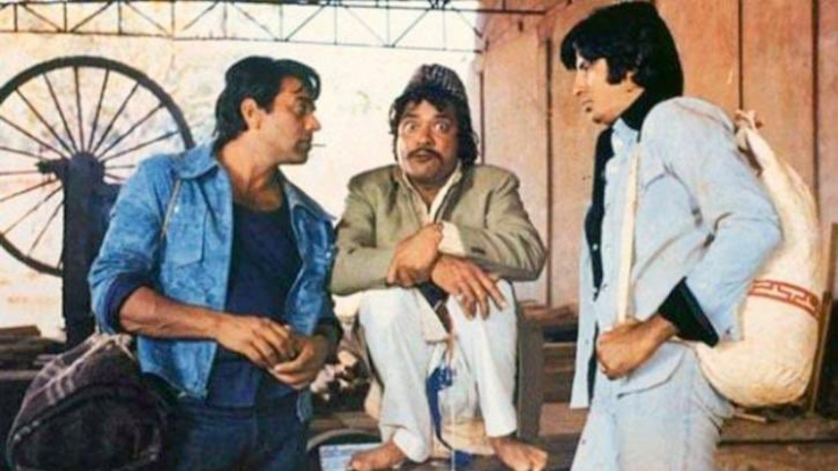 Jagdeep can never be forgotten: Sholay co-star Dharmendra ...