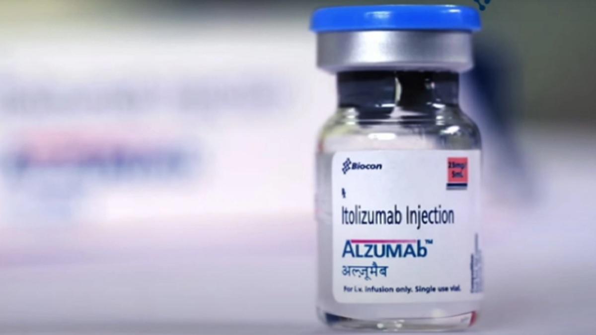Biocon's Itolizumab approved as life-saving COVID-19 medicine; Kiran  Mazumdar-Shaw announces details   India News – India TV