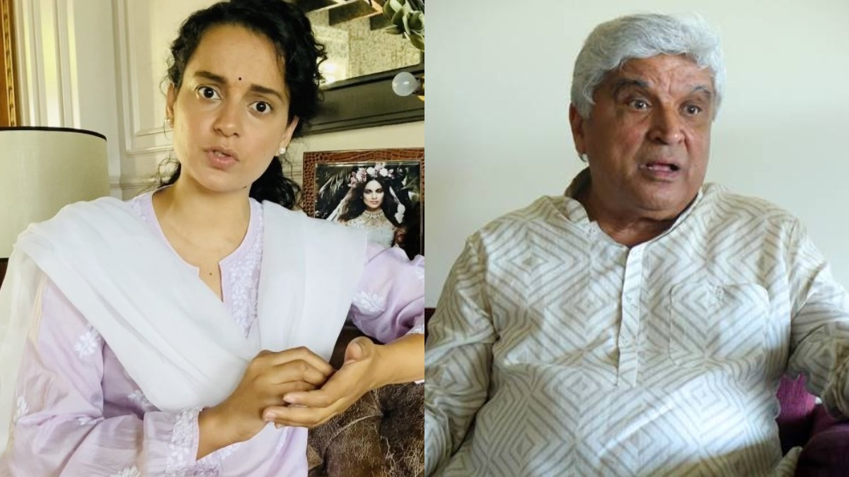 Kangana Ranaut's team questions Javed Akhtar after the lyricist, Farhan and  Zoya talk about nepotism | Celebrities News – India TV