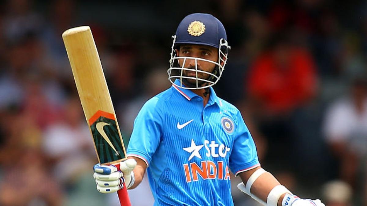 "Whether it's opening the batting or at No. 4, my record was very good"":  Ajinkya Rahane eyes ODI comeback   Cricket News – India TV"