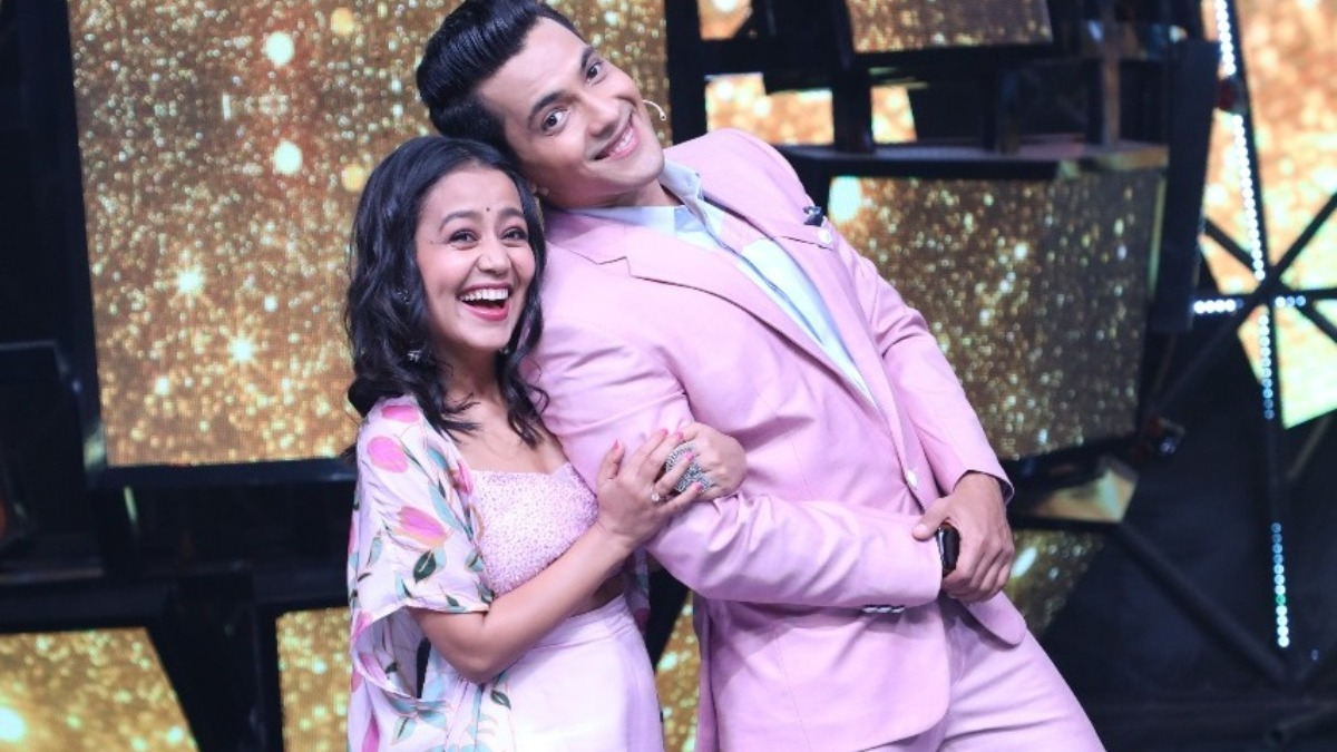Neha Kakkar Sings Praise For Aditya Narayan For The Promo Of Indian Idol 12 Celebrities News India Tv