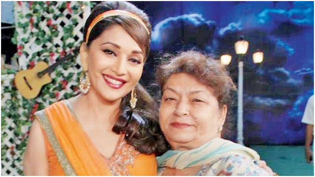 Saroj Khan dies at 72: From Dhak Dhak Karne Laga to Tabaah Ho Gaye ...