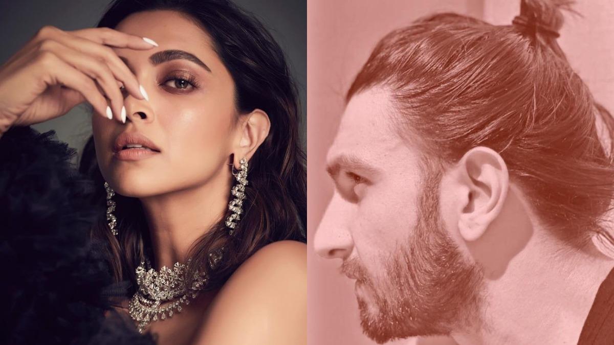Ranveer Singh Flaunts His New Yojimbo Hairstyle Thanks To Deepika Padukone Celebrities News India Tv